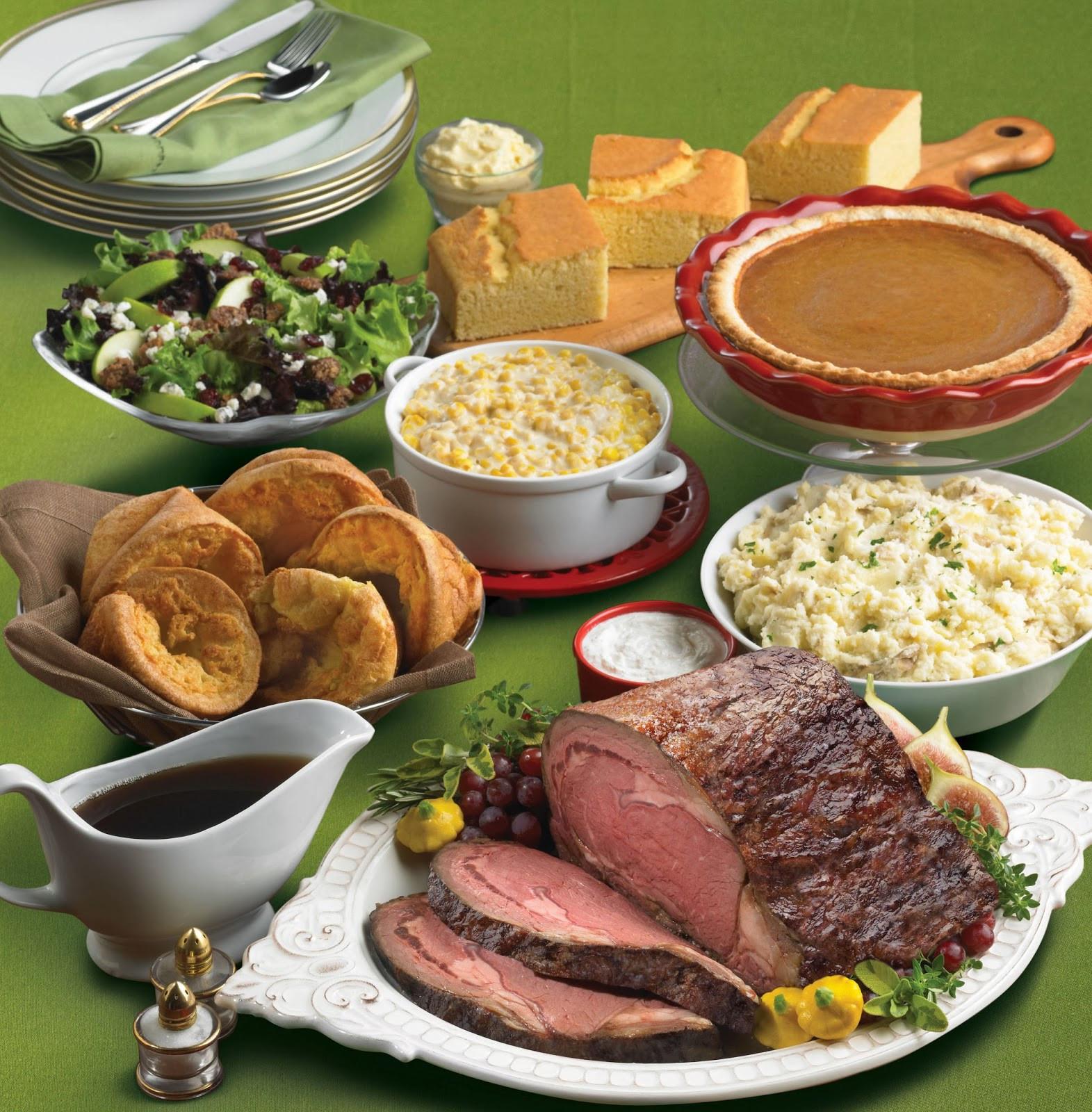 Marie Calendars Thanksgiving Dinner  Food is my favorite Marie Callenders Holiday Feasts
