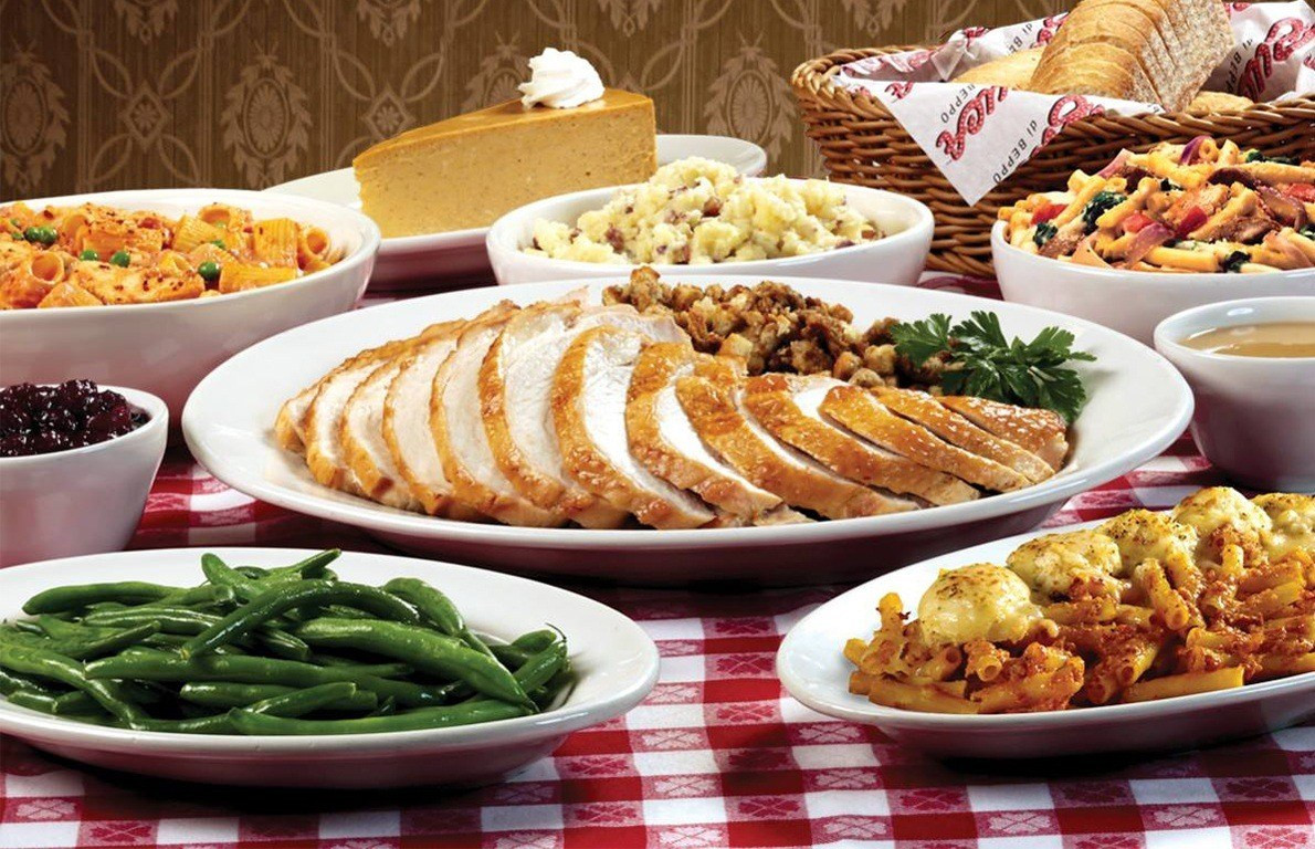 Marie Callender'S Thanksgiving Dinners To Go  Buca di Beppo from 10 Chains That Will Be Serving