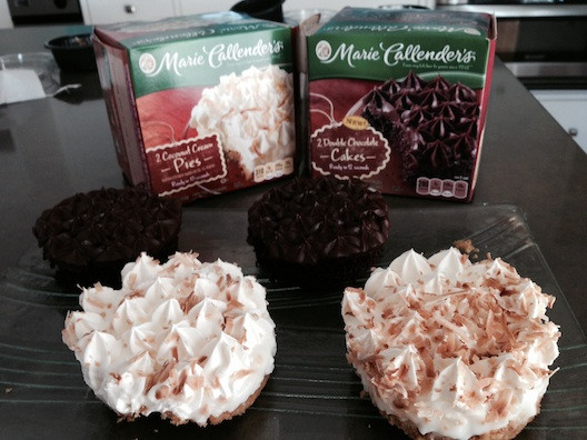 Marie Callender'S Thanksgiving Dinners To Go  marie callender s frozen desserts more to be thankful for