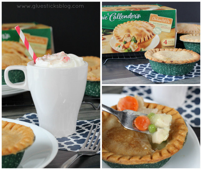 Marie Callender'S Thanksgiving Dinners To Go  Marie Callender s Pot Pies Hot Chocolate = fort Food