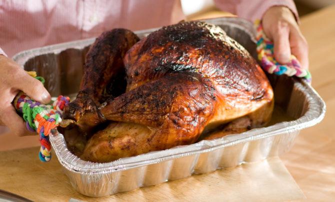 Marinate Thanksgiving Turkey  Citrus Marinated Roasted Turkey Recipe Relish