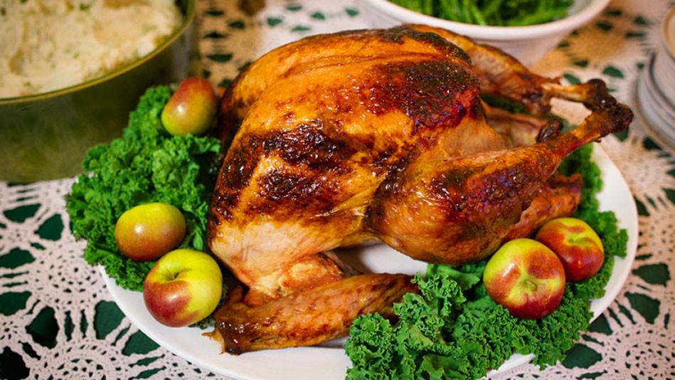 Marinate Thanksgiving Turkey  Buttermilk Marinated Turkey Recipe