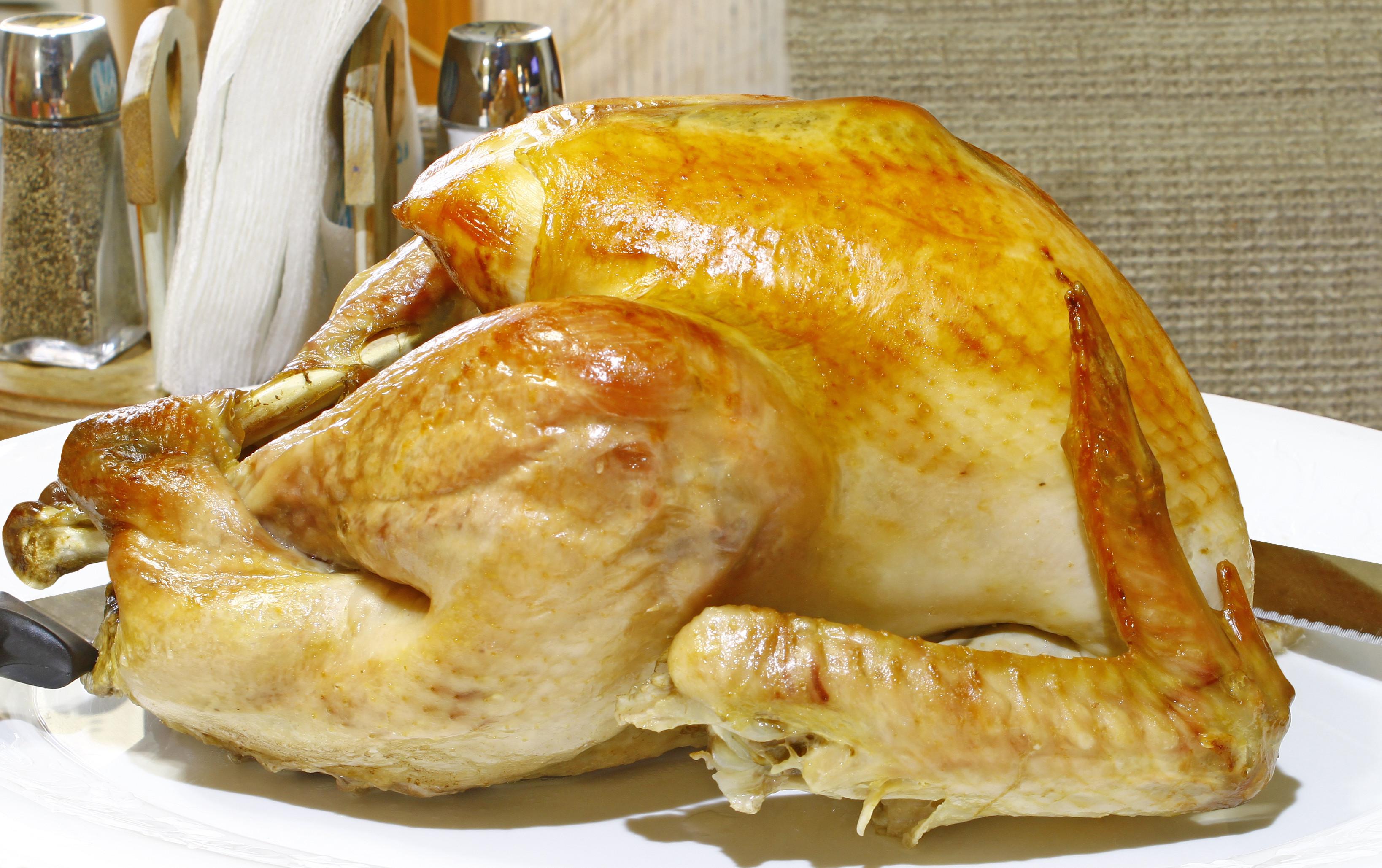 Marinate Thanksgiving Turkey  Thanksgiving Turkey Marinade BigOven