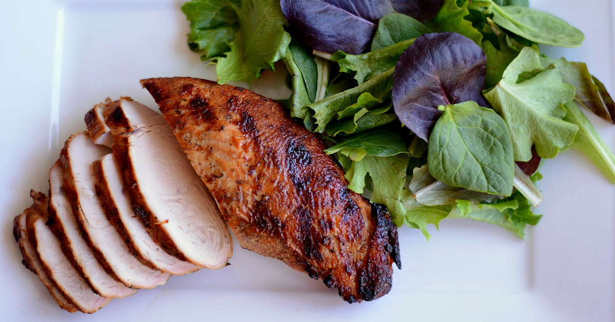 Marinated Turkey Recipe Thanksgiving  Grilled Marinated Turkey Tenderloin Recipe