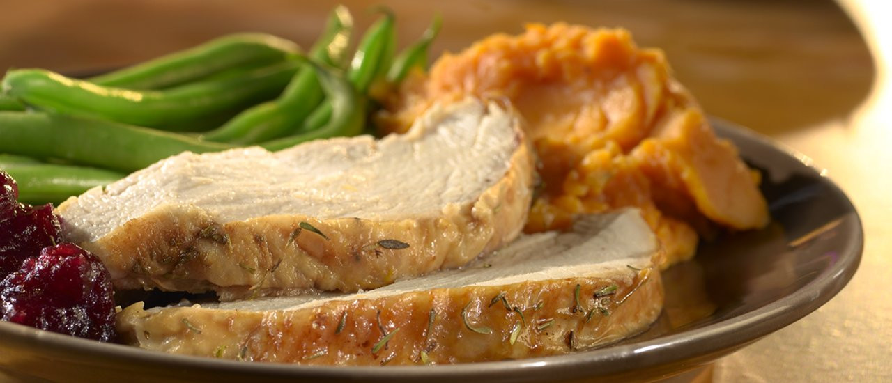 Marinated Turkey Recipe Thanksgiving  Marinated Turkey Breast