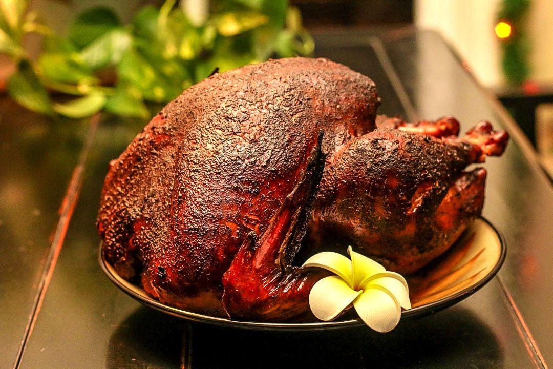 Marinating Thanksgiving Turkey  Hawaiian Style BBQ Marinade & Rubs