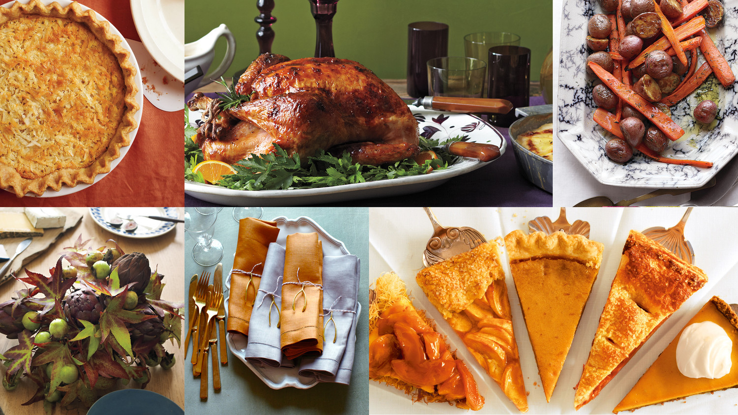 Martha Stewart Thanksgiving Turkey  Thanksgiving Recipes and Decor