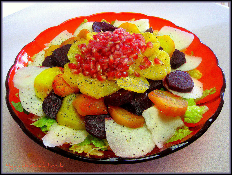 Mexican Christmas Recipes  Mexican Christmas Salad