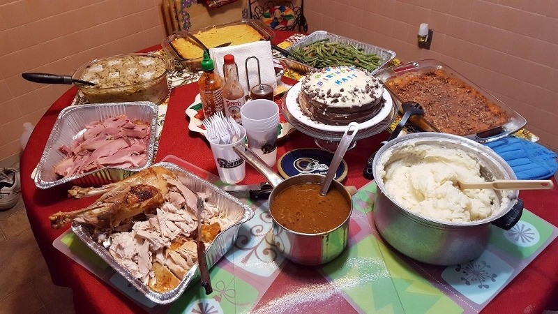 Mexican Thanksgiving Dinners  Mexican Thanksgiving Two Weeks Late Run Eat Repeat