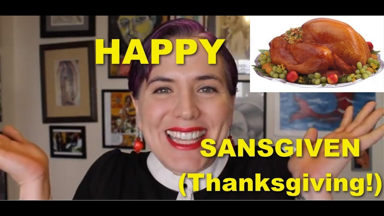 Mexican Thanksgiving Dinners  Thanksgiving Dinner for Mexicans Sansgiven The Mexican