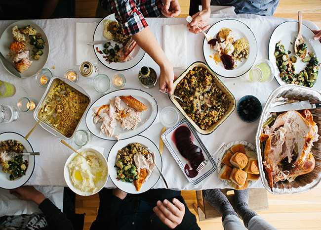 Mexican Thanksgiving Dinners  Thanksgiving Menus for Beginners to Experts