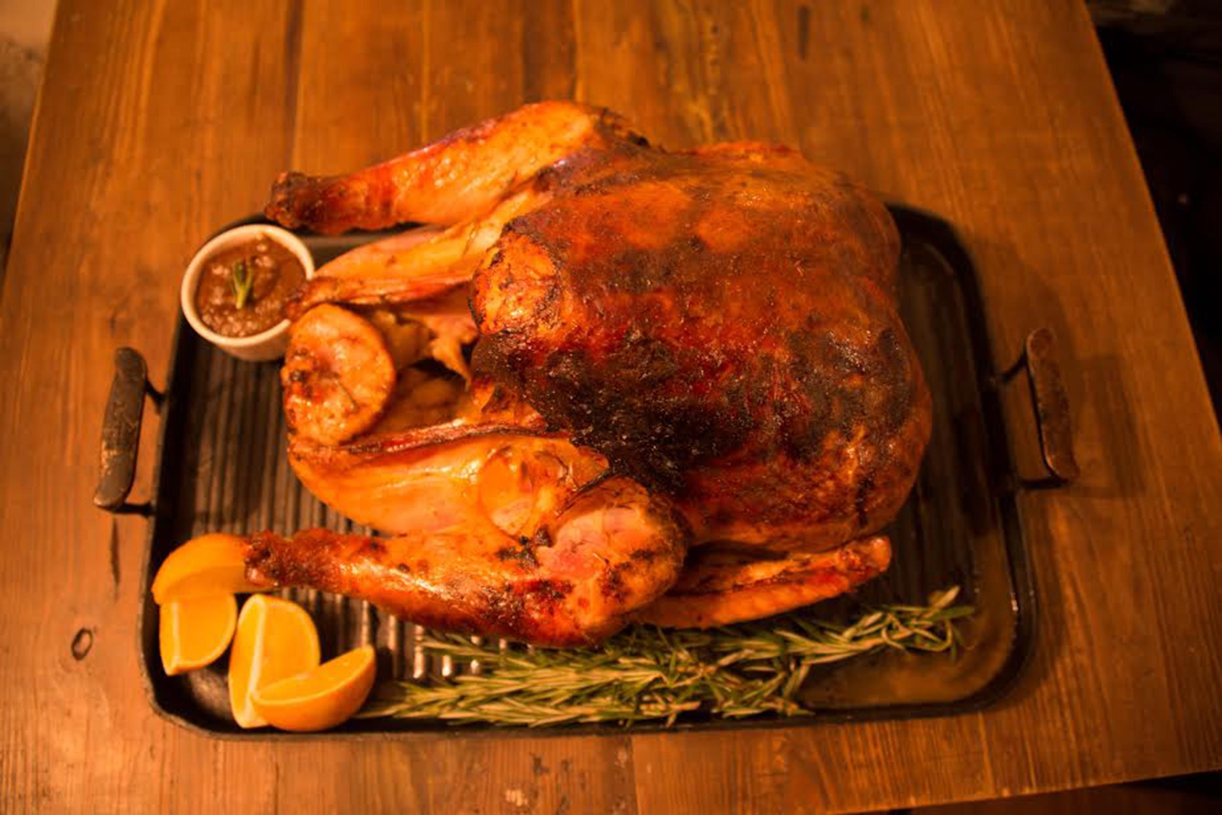 Mexican Thanksgiving Dinners  Yucatán style Thanksgiving Turkey Recipe – The Yucatan Times