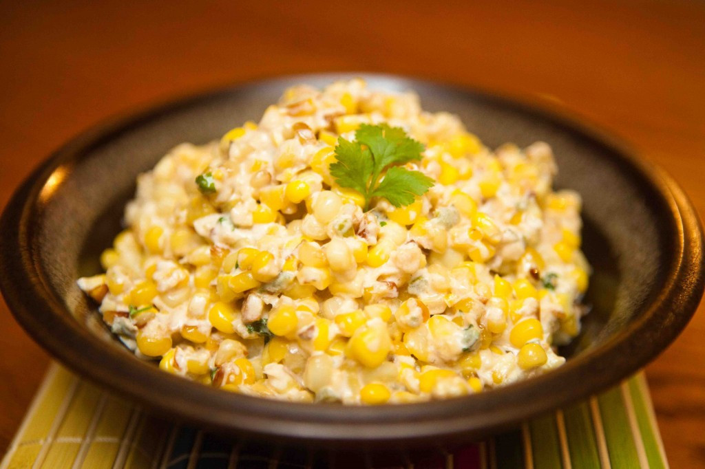 Mexican Thanksgiving Side Dishes  طرز تهیه ذرت مکزیکی اسکوئیتز • مجله تصویر زندگی