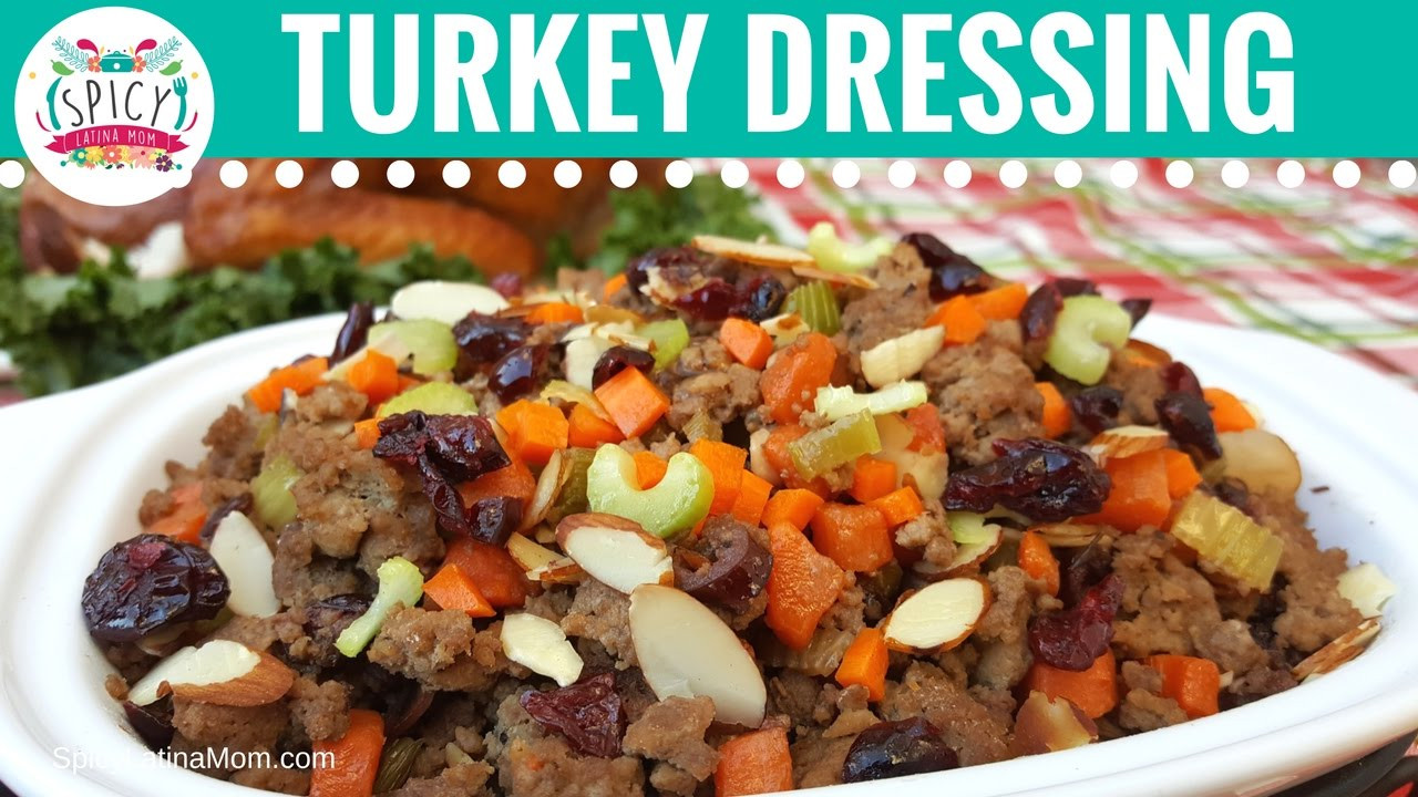 Mexican Thanksgiving Side Dishes  Mexican Turkey Stuffing Recipe
