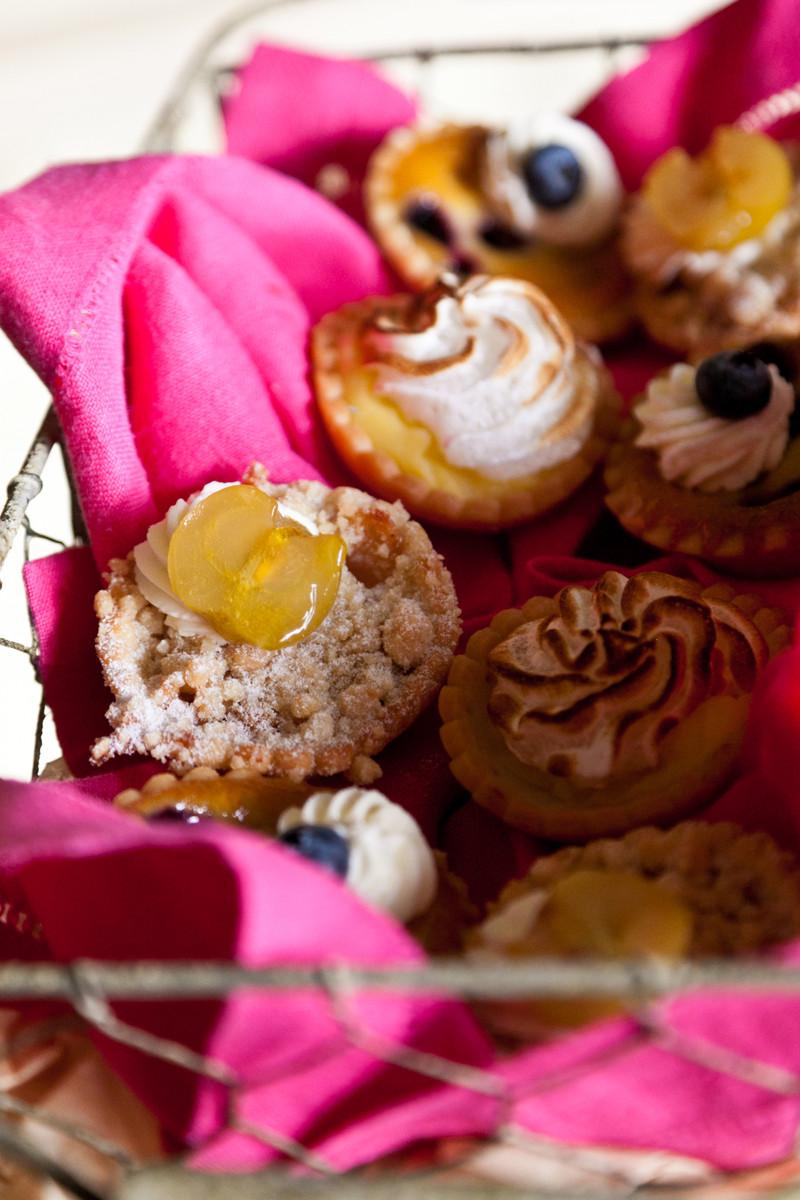 Mini Fall Desserts  Inspiration Fall Wedding Desserts United With Love