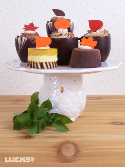 Mini Fall Desserts  Fall Mini Desserts