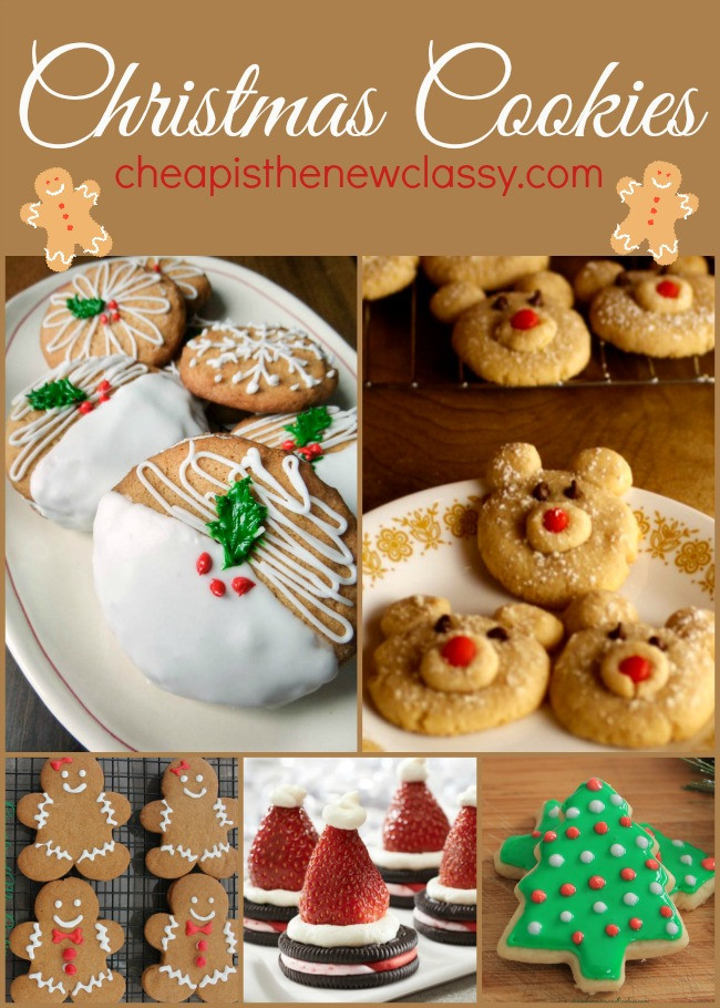 New Christmas Cookies Recipes  10 Christmas Cookies Recipes For The Holidays