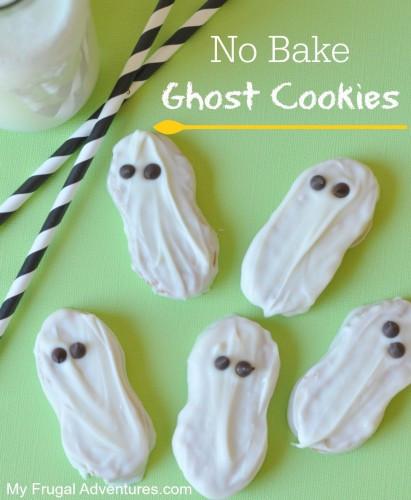 No Bake Halloween Cookies  Delicious No Bake Halloween Treats Ready in 10 Minutes or