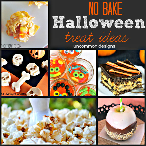 No Bake Halloween Cookies  Halloween Treats Perfect for the Classroom and Parties