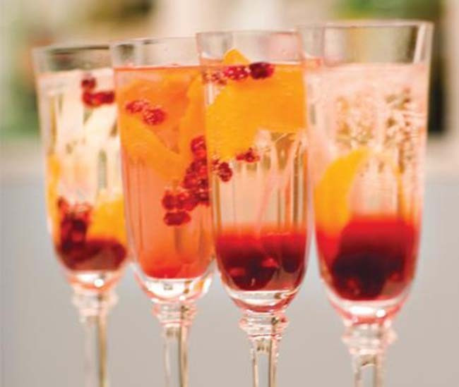 Non Alcoholic Thanksgiving Drinks  10 Lovely Thanksgiving Drinks B Lovely Events