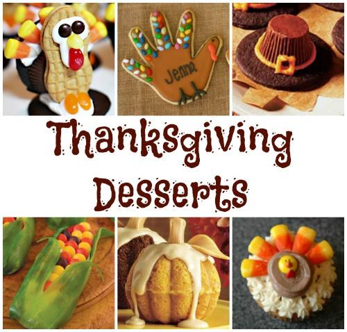 Non Traditional Thanksgiving Desserts  Non Traditional Thanksgiving Desserts Making Time for Mommy