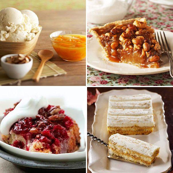 Non Traditional Thanksgiving Desserts  9 Non Traditional Thanksgiving Desserts