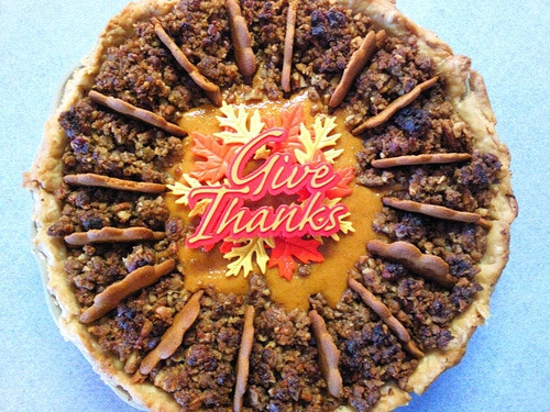Non Traditional Thanksgiving Desserts  list of non traditional thanksgiving desserts