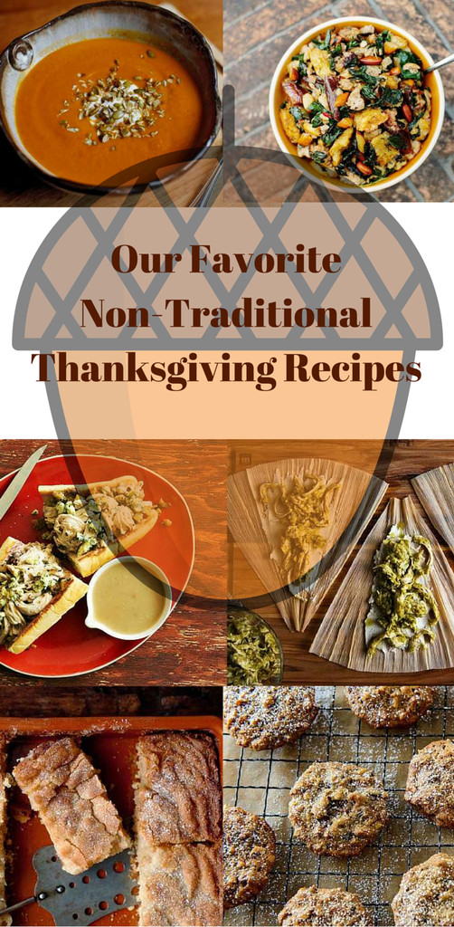 Non Traditional Thanksgiving Desserts  Our Favorite Non Traditional Thanksgiving Recipes • Power