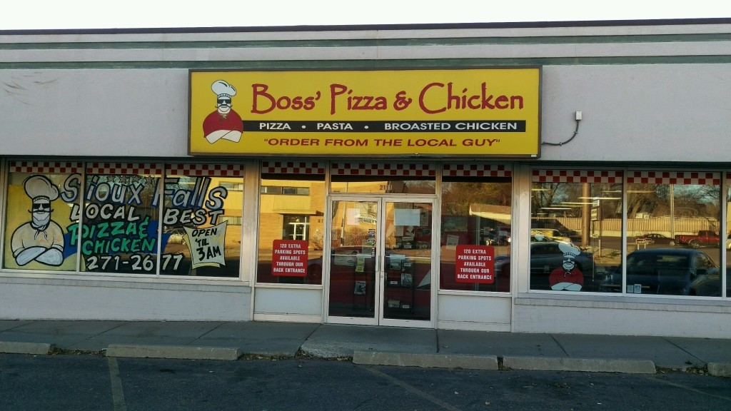 Noodles And Company Sioux Falls Sd  Boss Pizza & Chicken in Sioux Falls SD 605 271 2677
