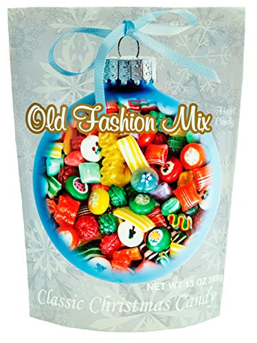 Old Fashioned Christmas Candy Mix  Amazon Primrose Deluxe Filled Hard Candy Classic