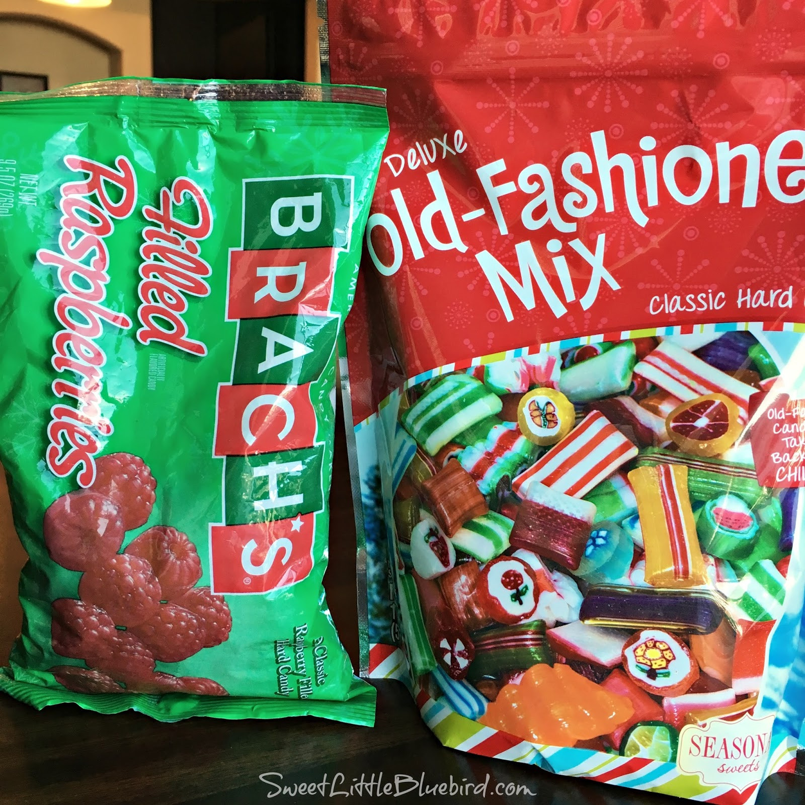 Old Fashioned Christmas Candy Mix  Sweet Little Bluebird Old Fashioned Holiday Christmas Candy