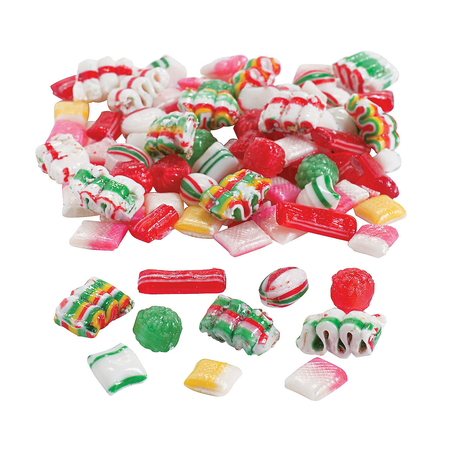 Old Fashioned Christmas Candy Mix  Brach's Holiday Old Fashioned Candy Mix Oriental