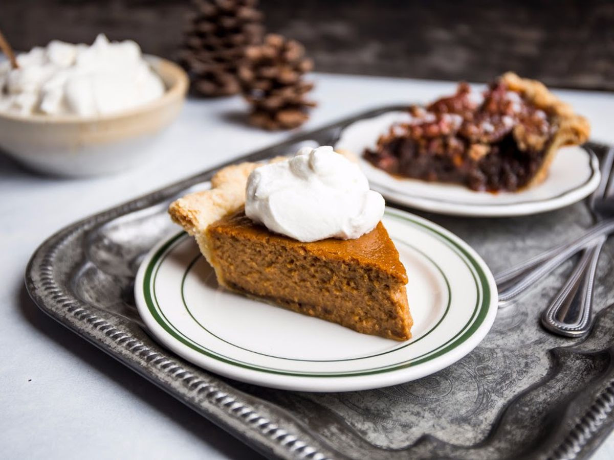 Order Pies For Thanksgiving  Where to Pre Order Pies for Thanksgiving 2017 Mapped