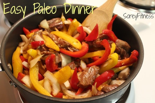 Paleo Thanksgiving Dinner  Paleo and Gluten Free Beef Stir Fry Recipe for an Easy