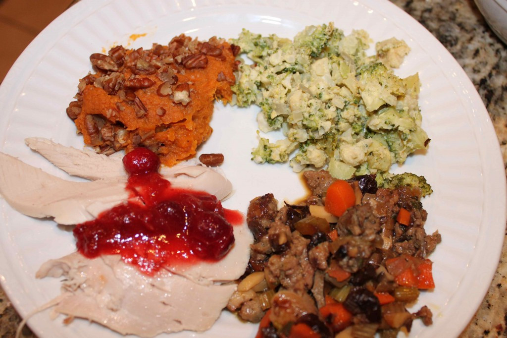 Paleo Thanksgiving Dinner  Thanksgiving Recipes and Pumpkin Pie Cooking Demo