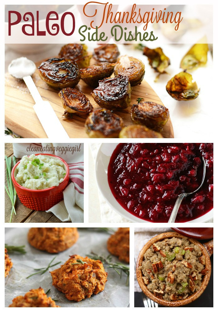 Paleo Thanksgiving Dinner  Paleo Side Dishes Perfect for Thanksgiving Clean Eating
