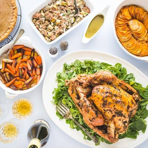 Paleo Thanksgiving Dinner  Paleo Thanksgiving Dinner Menu Noshtastic