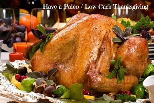 Paleo Thanksgiving Dinner  Have a Low Carb Paleo Thanksgiving