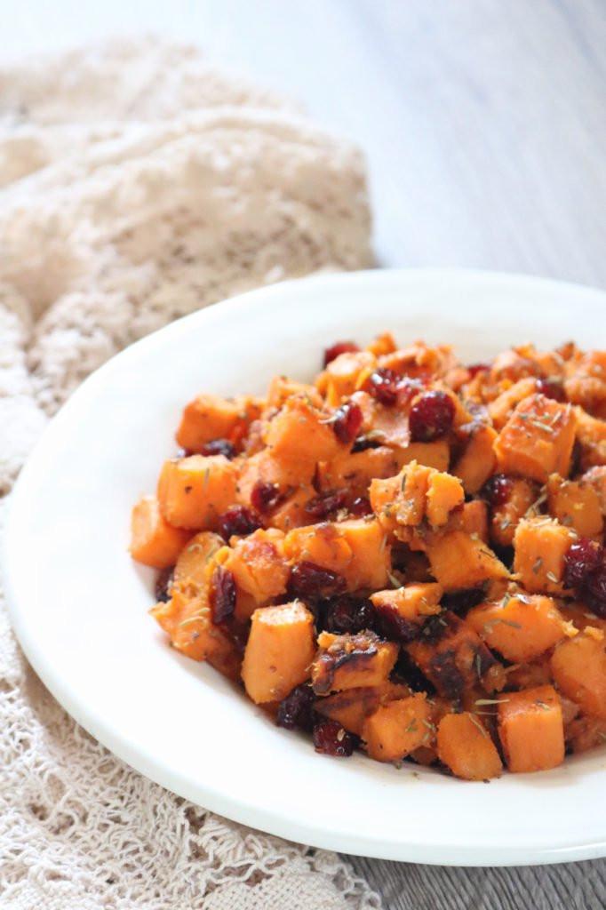 Paleo Thanksgiving Sweet Potatoes  Sweet & Savory Thanksgiving Sweet Potatoes Primal Palate