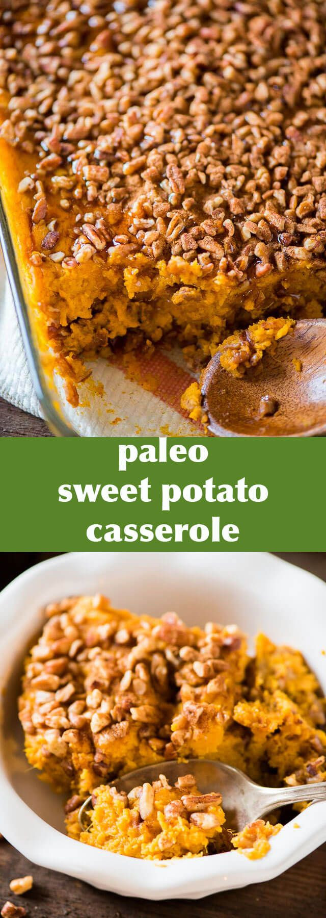 Paleo Thanksgiving Sweet Potatoes  17 Best images about whole30 Thanksgiving on Pinterest