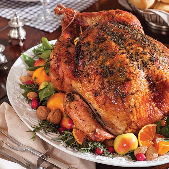 Paula Dean Thanksgiving Turkey  Herb Roasted Turkey Paula Deen Magazine