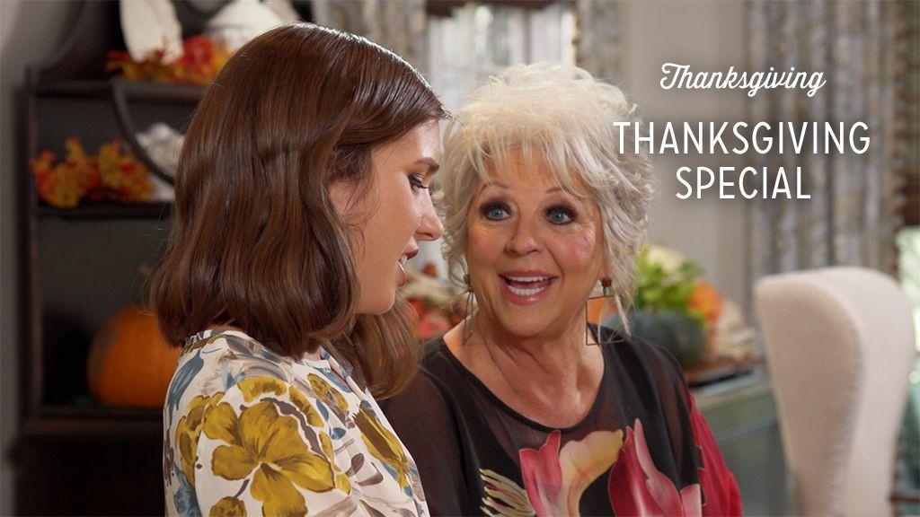 Paula Dean Thanksgiving Turkey  Traditional Roast Turkey With Paula's Gravy Recipe Paula