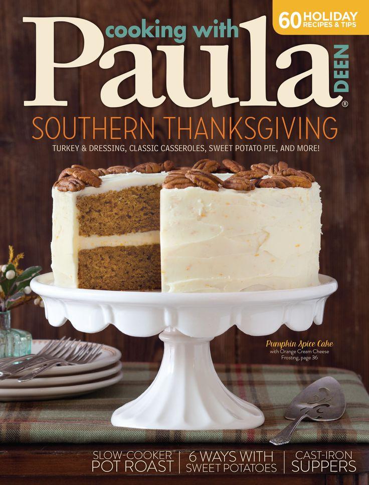 Paula Dean Thanksgiving Turkey  18 best Paula Deen Magazines images on Pinterest