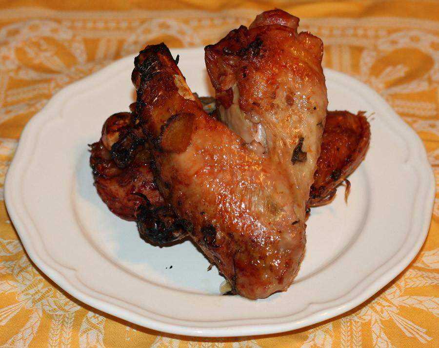 Paula Dean Thanksgiving Turkey  Paula deens turkey wings recipes paula deens turkey