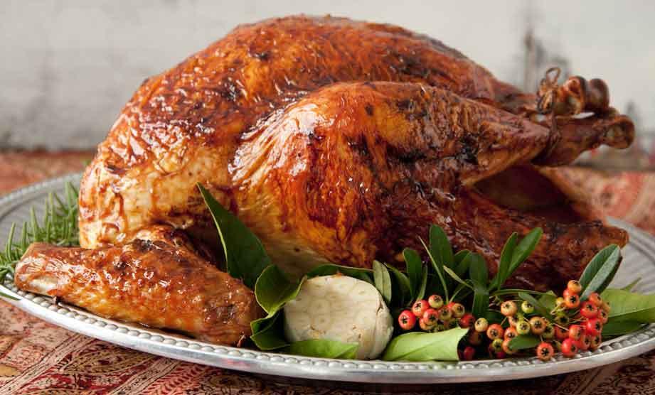 Paula Dean Thanksgiving Turkey  Thanksgiving Turkey 8 Ways