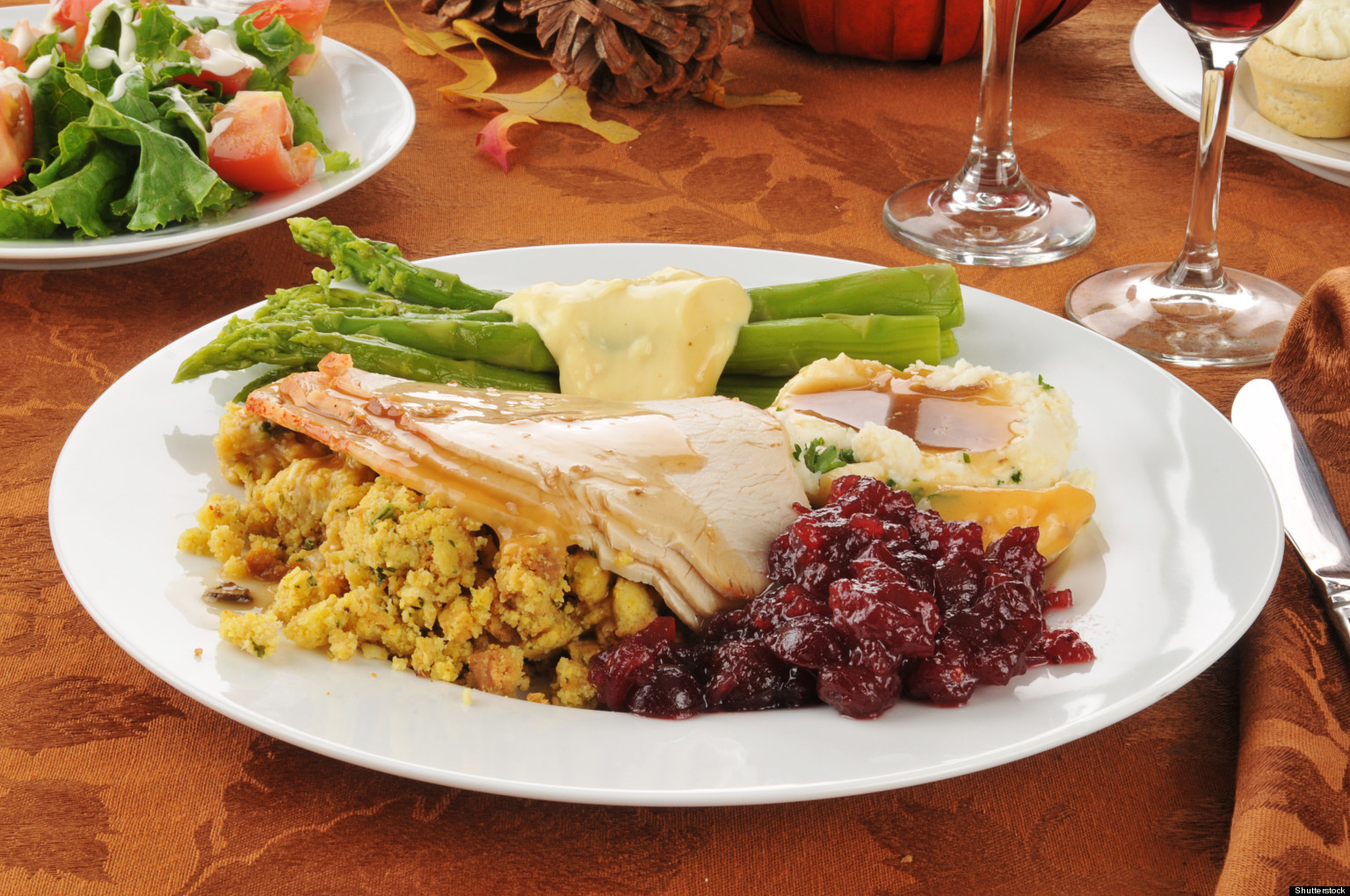 Photos Of Thanksgiving Dinners  Cheapest Thanksgiving Turkey Dinner Tar Beats Walmart