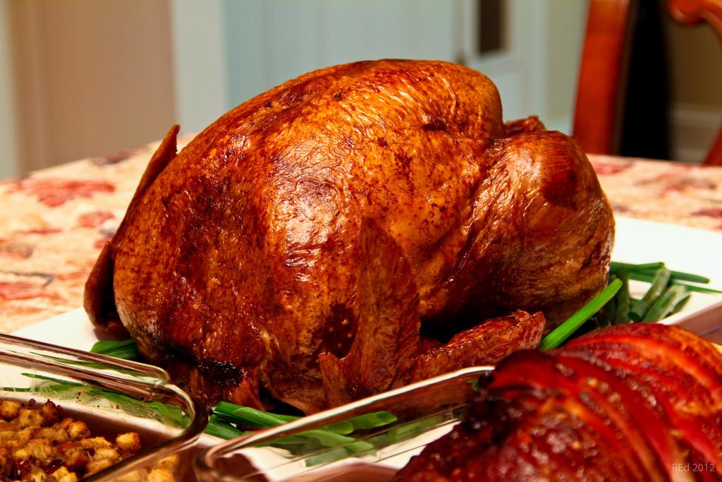 Photos Of Thanksgiving Turkey  Thankful and Healthful