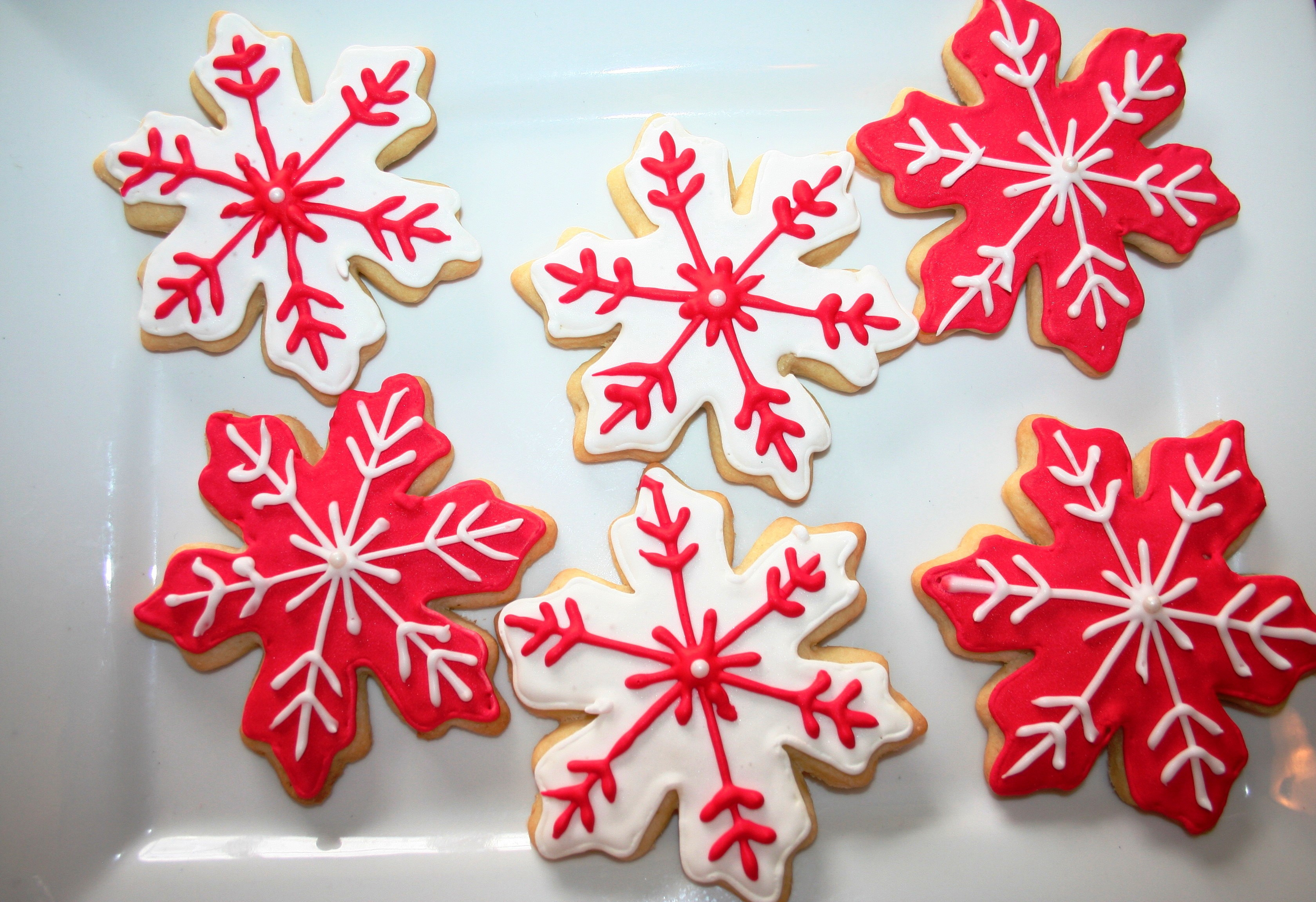 Pictures Of Christmas Cookies Decorated  Christmas Cookies