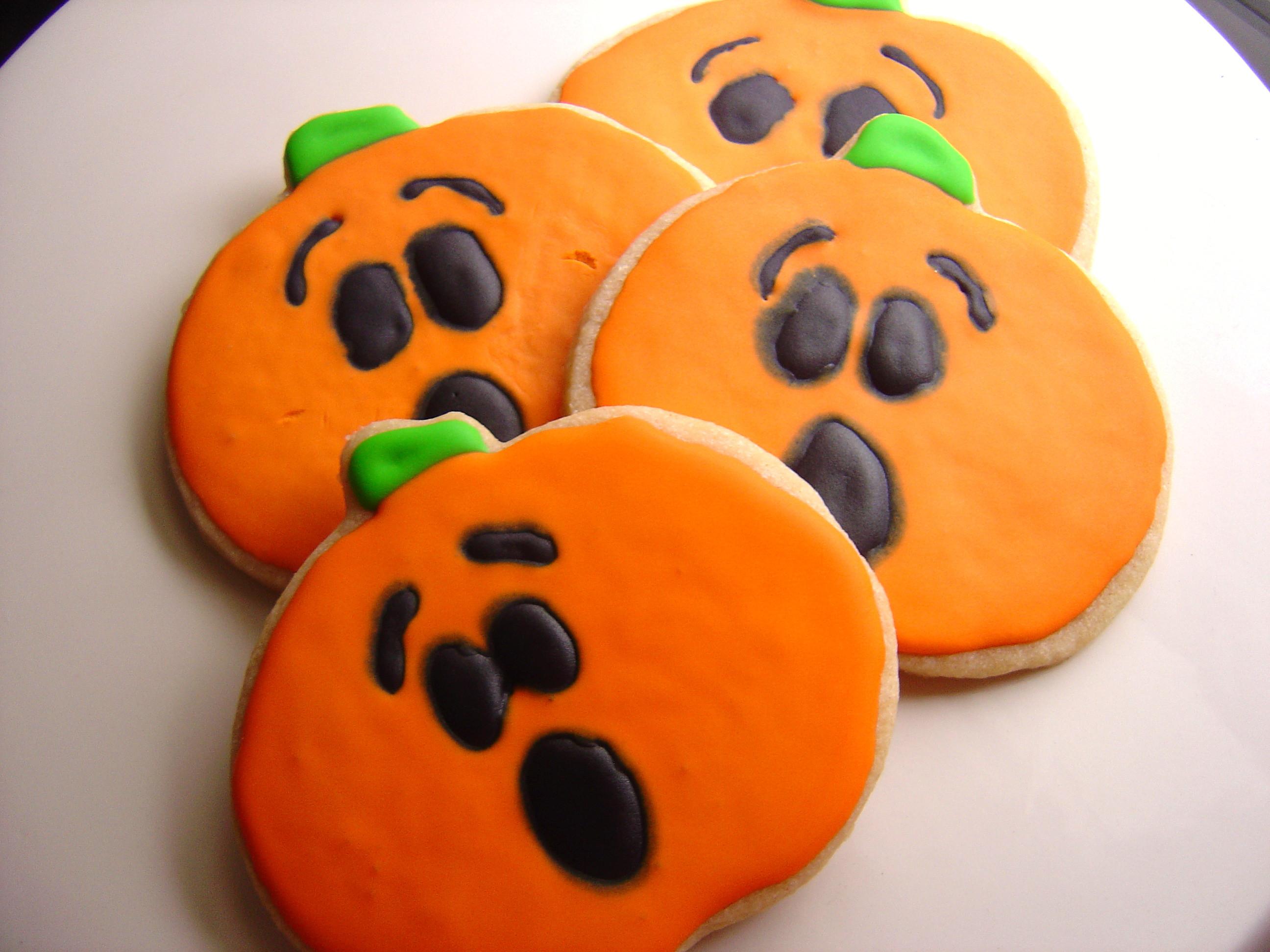 Pictures Of Halloween Cookies  Cinnamon Sugar Halloween Cookies Smells Like Home
