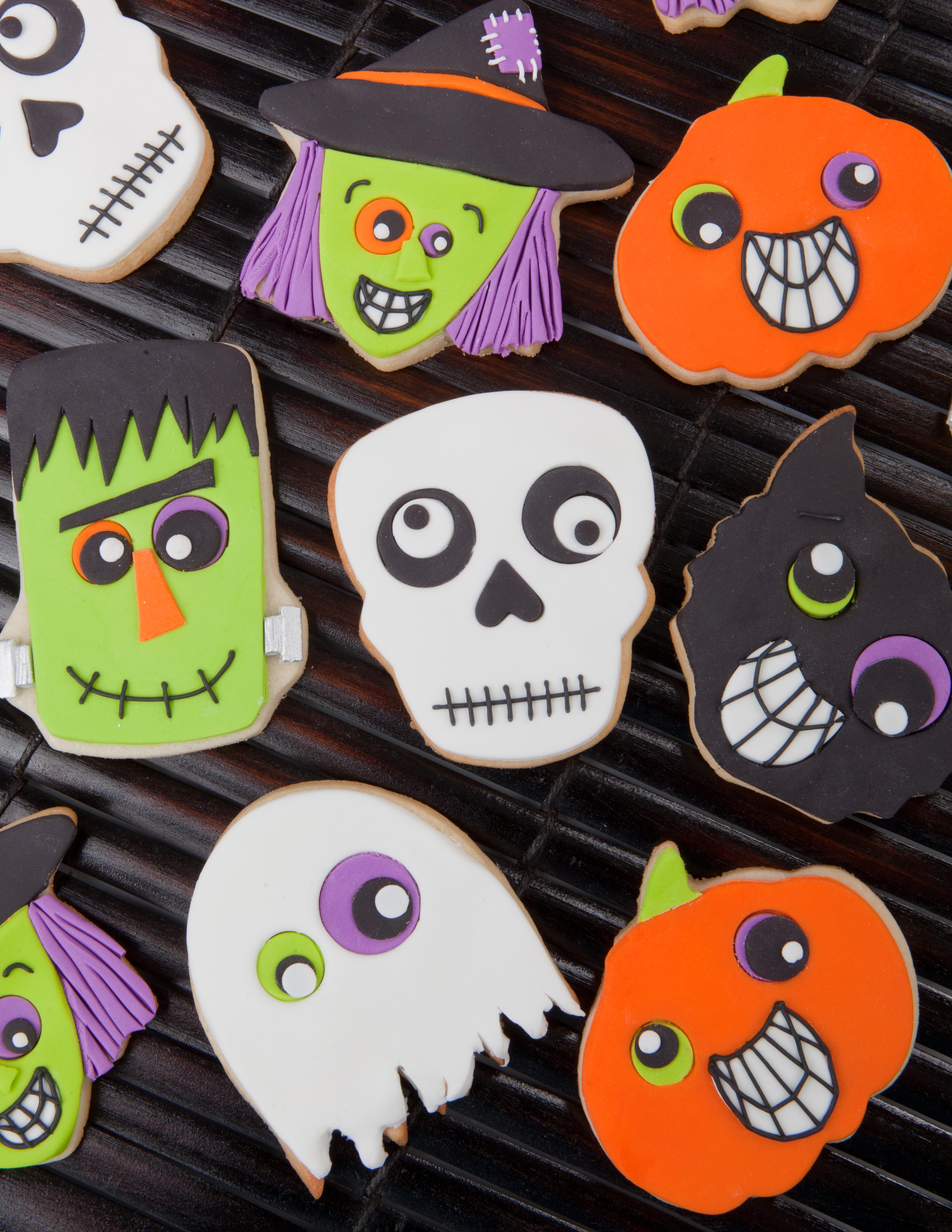 Pictures Of Halloween Cookies  Halloween